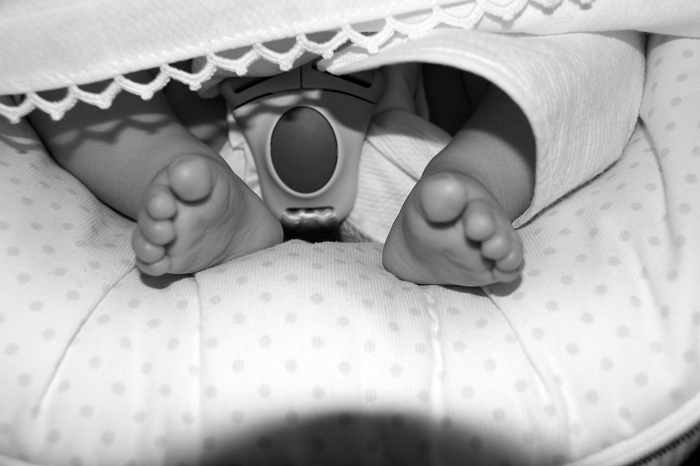 A paternidade aos meus olhos e aos pés dela – 6 mesesdepois