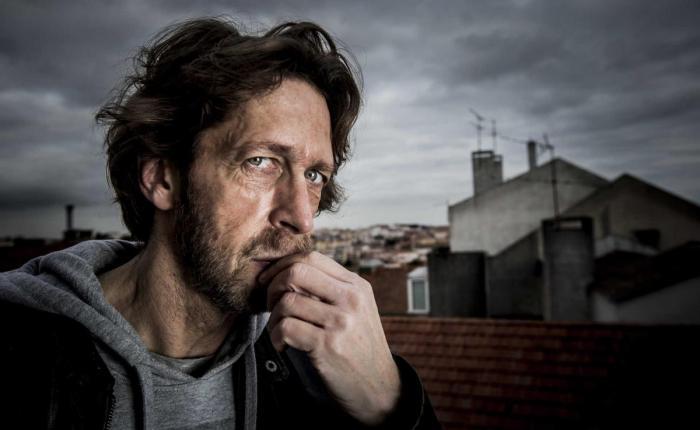"""João Quadros: """"Acho a condição humana muitotriste""""."""